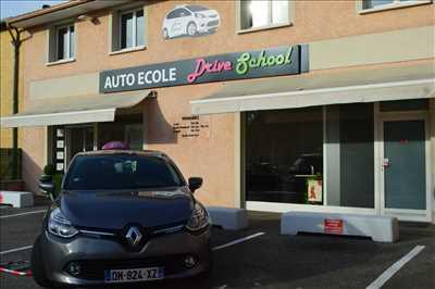Photo Auto école n°120 zone Rhône par AUTO ECOLE DRIVE SCHOOL