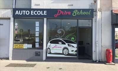 Exemple Auto école n°121 zone Rhône par AUTO ECOLE DRIVE SCHOOL