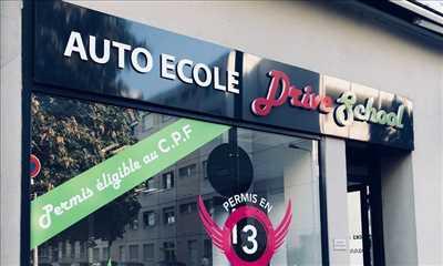 Photo Auto école n°122 à Lyon par AUTO ECOLE DRIVE SCHOOL