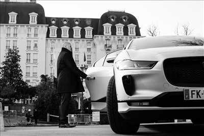 Photo Chauffeur privé n°136 zone Haute Savoie par Thierry