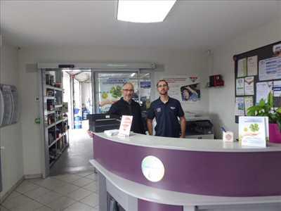 Photo Centre entretien auto n°168 zone Territoire de Belfort par Raymond