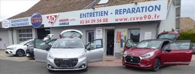Exemple Garage auto n°169 zone Territoire de Saint-Cyr-l'École par Raymond