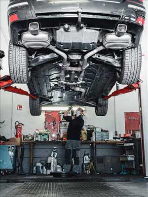 Exemple Centre entretien auto n°177 zone Haute-Garonne par Garage du Blanquet