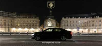 Exemple Chauffeur privé n°181 zone Gironde par Samuel