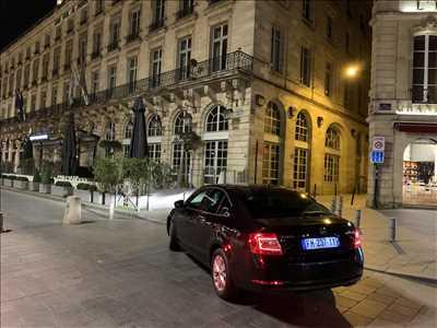 Photo Chauffeur privé n°182 à Bordeaux par Samuel