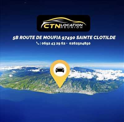 Photo Location voiture n°188 zone La Réunion par COUTIEN