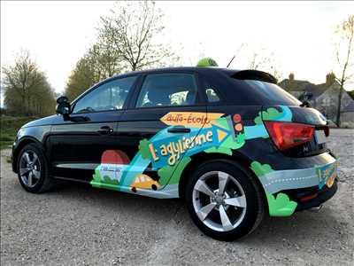 Exemple Auto école n°193 zone Loiret par Andréa