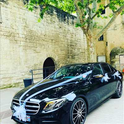 Photo Chauffeur privé n°272 zone Gard par Prestige VTC30