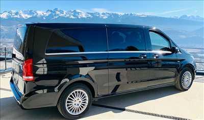 Photo limousine n°379 dans le département 38 par Mon Cab Vert