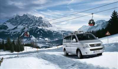 Exemple Taxi n°381 zone Haute Savoie par Sébastien
