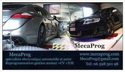 Photo Centre entretien auto n°384 zone Guadeloupe par Mecaprog