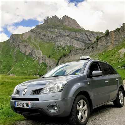Photo Taxi n°396 zone Savoie par TAXI AU COEUR DES ALPES