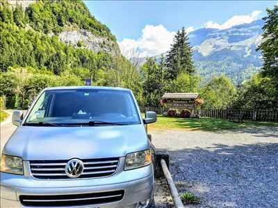 Exemple Taxi n°397 zone Savoie par TAXI AU COEUR DES ALPES