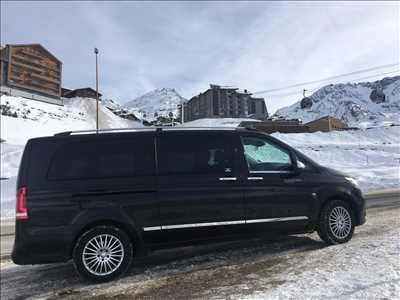 Exemple Chauffeur privé n°409 zone Savoie par Hervé