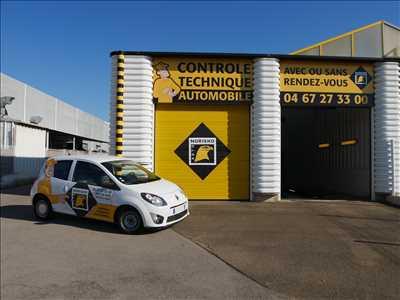 Photo Contrôle technique auto n°416 zone Hérault par greg