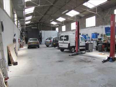 Exemple Centre entretien auto n°429 zone Val d'Oise par Pierre