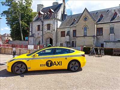 Exemple Taxi n°61 zone Seine Maritime par jean-françois